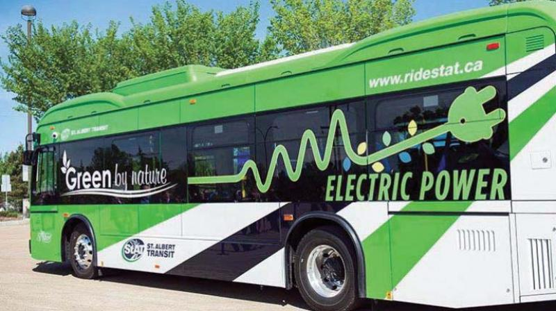 Snub for BMTC, only 40 electric buses