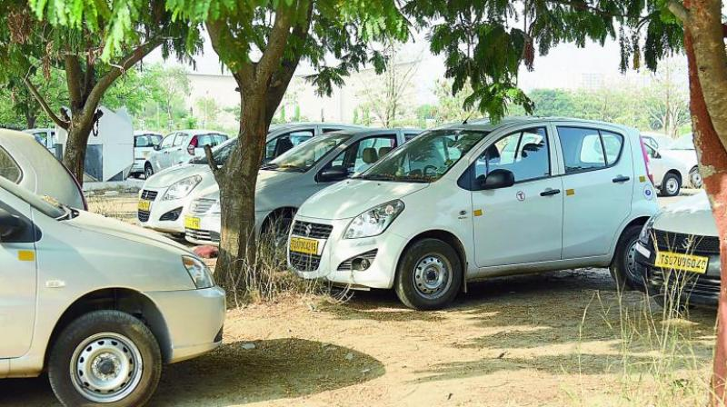 Motor vehicles department to seize vehicles with for Department of motor vehicles number