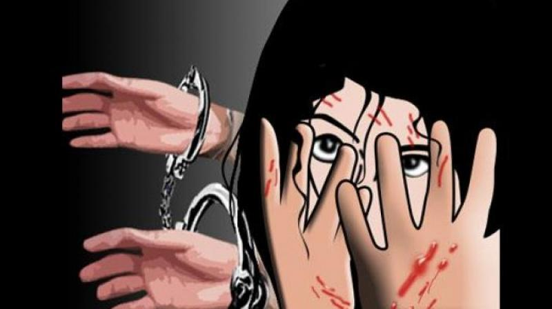 A 12-year-old girl jumped from a four-storey building to escape a man who allegedly sexually assaulted her. (Representational Image)