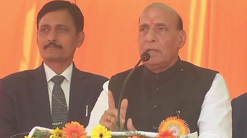 India can attack enemies on foreign territories too: Rajnath Singh