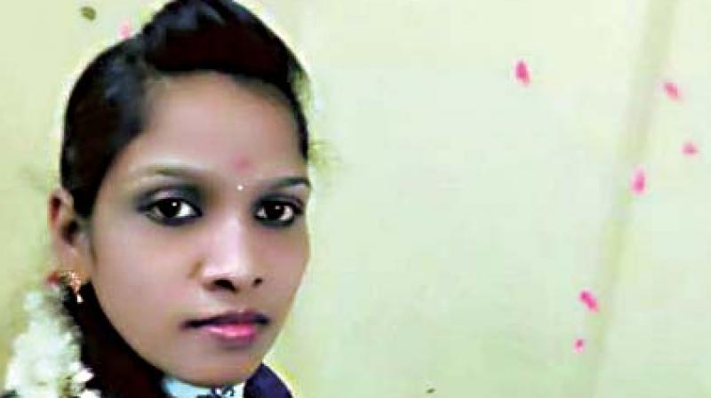 Nishkala, who committed suicide