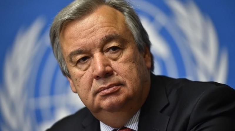 United Nations chief expresses concern over situation at LoC, Working Boundary