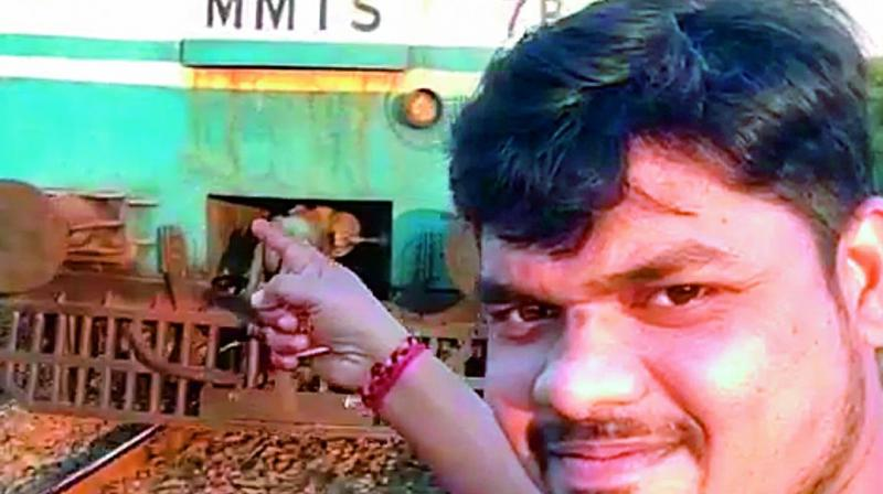 Hyd Man mowed down while attempting reckless selfie