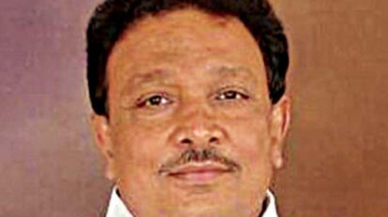 Housing Minister  M. Krishnappa