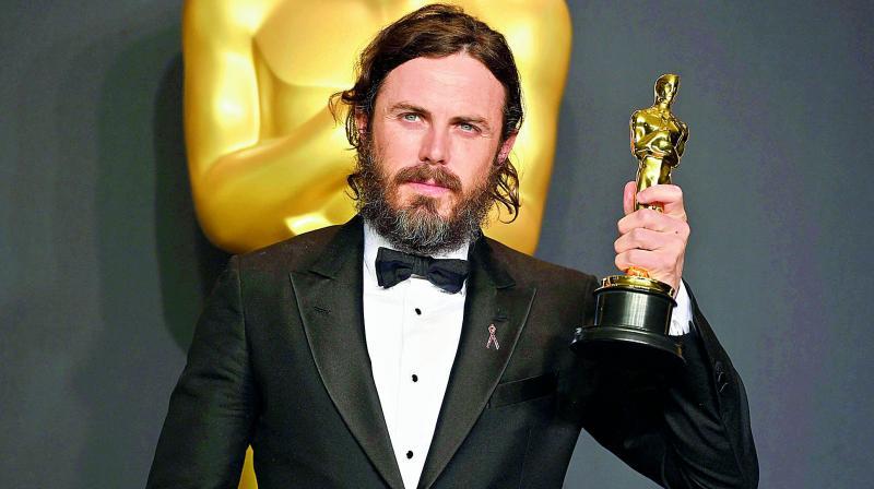 Casey Affleck won't be presenting award at this year's Oscars