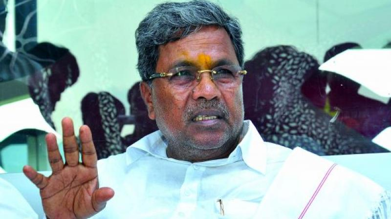 CM Siddaramaiah