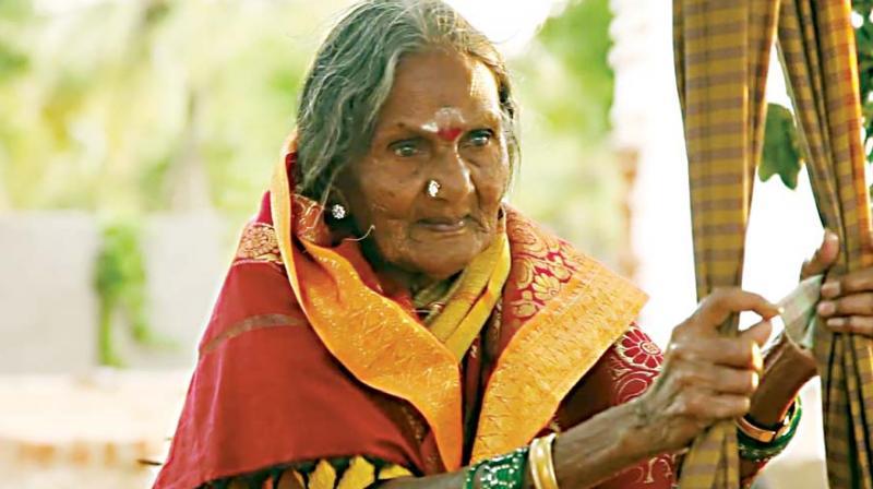 Sulagitti Narasamma, a Padma Shri awardee