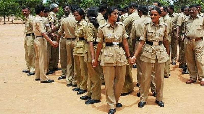 The She Teams concept introduced by the state police is drawing a lot of appreciation countrywide.