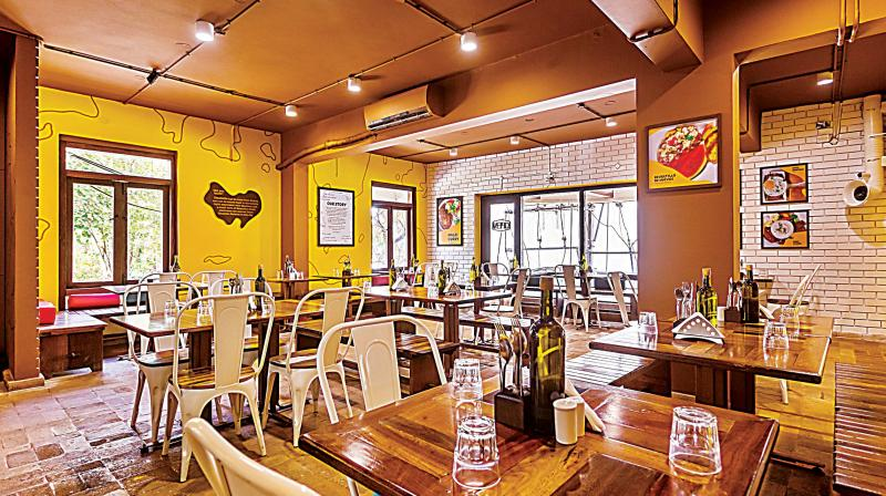 That is what Egg Factory did as it celebrates its tenth anniversary this year, 10 years walking a flavourful route through history, origins and cuisines.