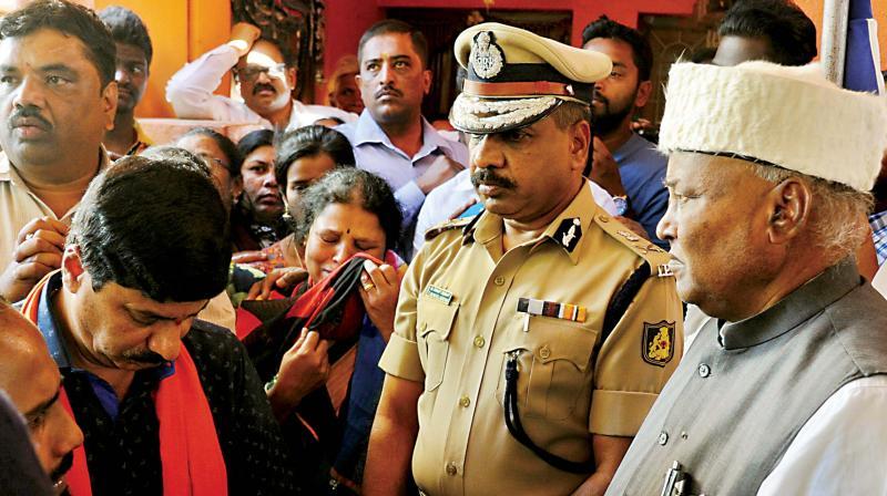 Youth killed in JC Nagar wasn't BJP worker: CM Siddaramaiah