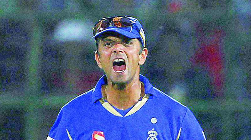 He remained an unsung hero throughout his playing career, but Rahul Dravid can't avoid adulation in his avatar as coach