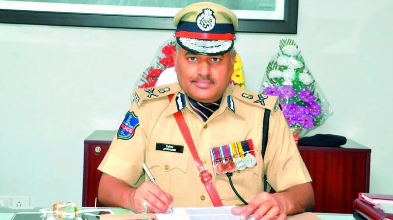 Jitender, Additional Director General of Police