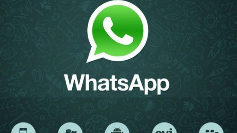 The group calls for voice and video feature is the WhatsApp's one of the best features.