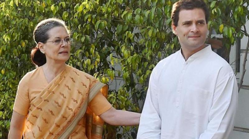 Sonia Gandhi urged members at Congress Parliamentary meet to gear up for general elections