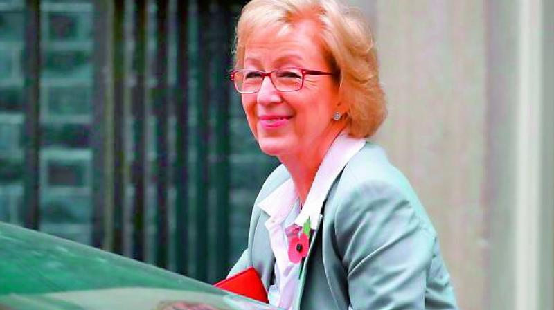 "Andrea Leadsom MP said the release of the report was ""a big day for Parliament and our politics"""