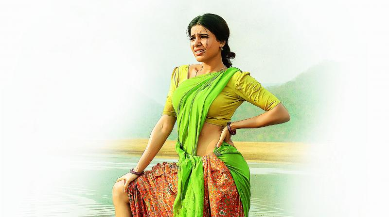 Samantha as Rama Lakshmi is fearless, enchanting
