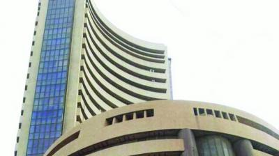 The broader NSE Nifty advanced 9.40 points, or 0.07 per cent, to 11,922.85.