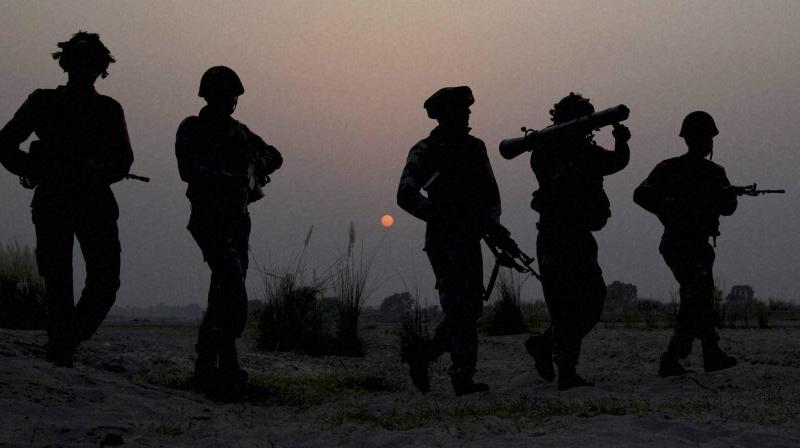 'A prelim enquiry was ordered on Feb 12 by the Army to ascertain facts on suspected leakage of classified information from IT devices of a Lt Colonel posted in Jabalpur,' senior official said. (Photo: Representational/AP)