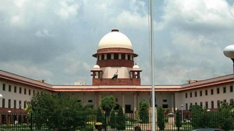 Supreme Court on Tuesday quashed RBI's February 12 circular, which prescribed rules for recognising one-day defaults by large corporates and initiating insolvency action as a remedy. (Photo: File | ANI)