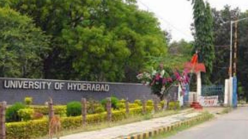 Hyderabad university student injured in rape attempt
