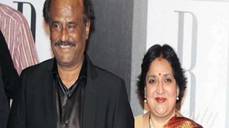 SC orders Latha Rajinikanth to pay dues
