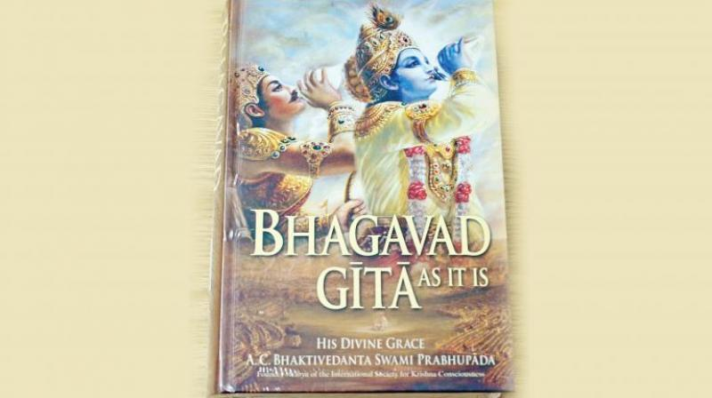 The Bhagavad Gita was, in many senses, a dialogue too, between Lord Krishna and Arjuna.