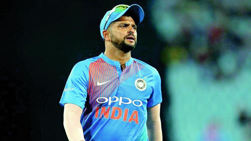 Raina hopes to make ODI comeback post strong T20 show