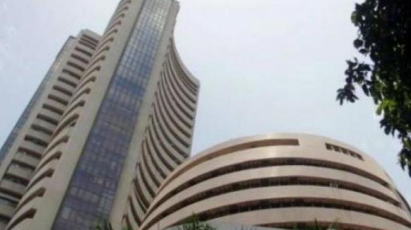 Sensex ends 322 points higher; Nifty settles at 10491