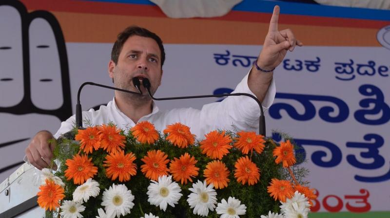 Rahul Gandhi To Begin 3-Day Visit To Karnataka Tomorrow