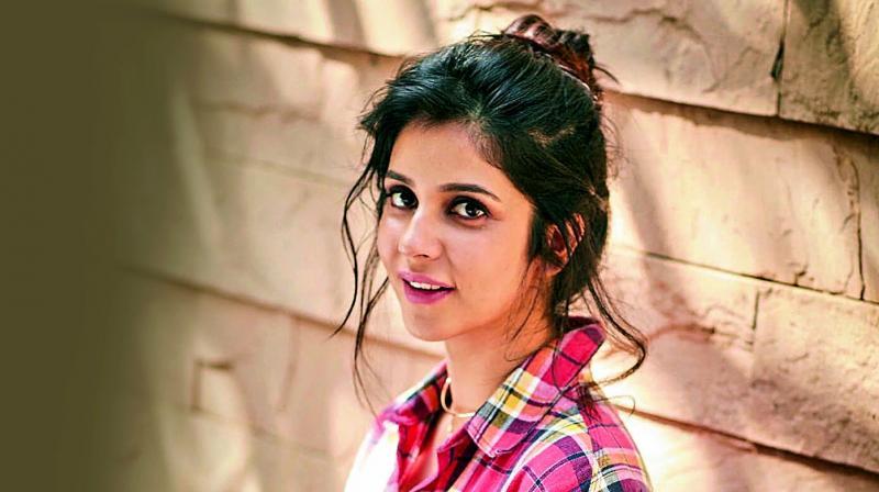 Kashish Vohra relives her college days