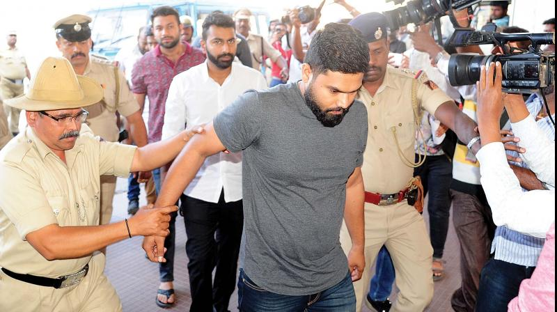 It's bad news for Nalapad and his friends, who are currently cooling their heels in Parappana Agrahara Central Prison.
