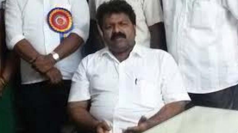Bhatkal MLA M.S. Vaidya