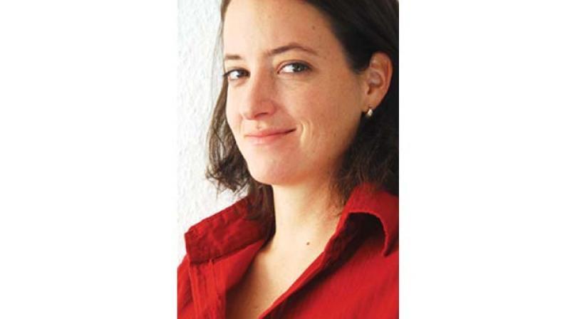 Sophia Stepf, director,  C Sharp C Blunt