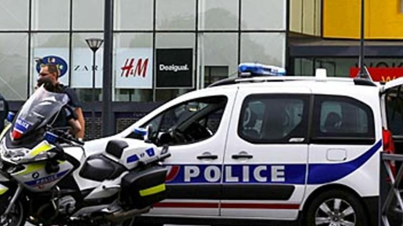 The French capital has seen a number of high-profile jewel robberies in the past few years, most recently an audacious heist at the Ritz hotel in January. (Photo: AFP | File)