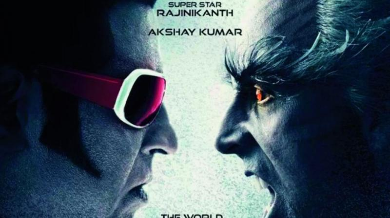 Rajinikanth Robo 2.0 Teaser Leaked on Social Media