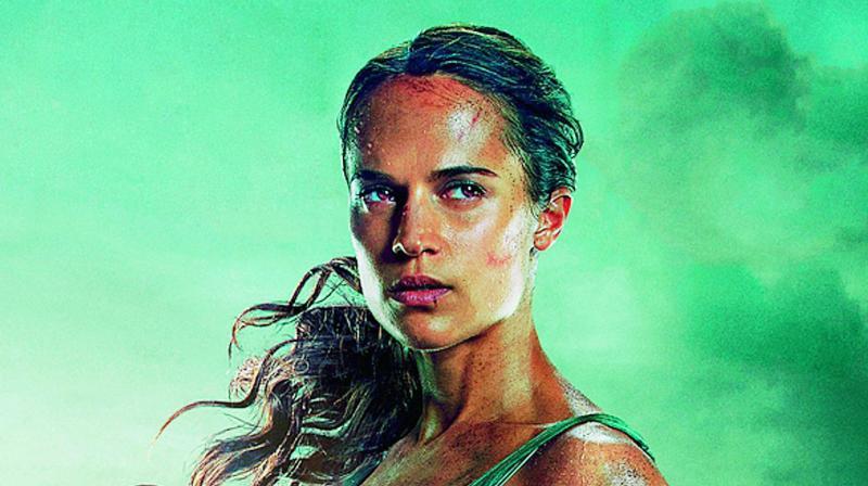 Lara Croft May Ruin Bollywood S March