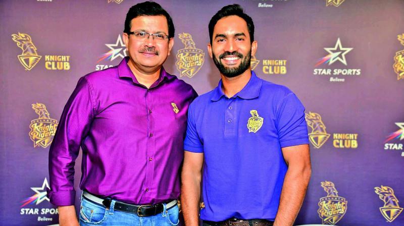 Indian Premier League 2018: Dinesh Karthik named Kolkata Knight Riders skipper