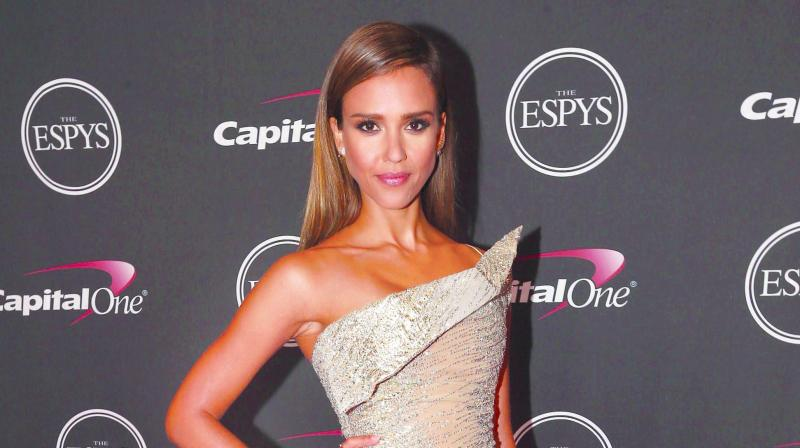 File picture of Jessica Alba used for representational purposes only