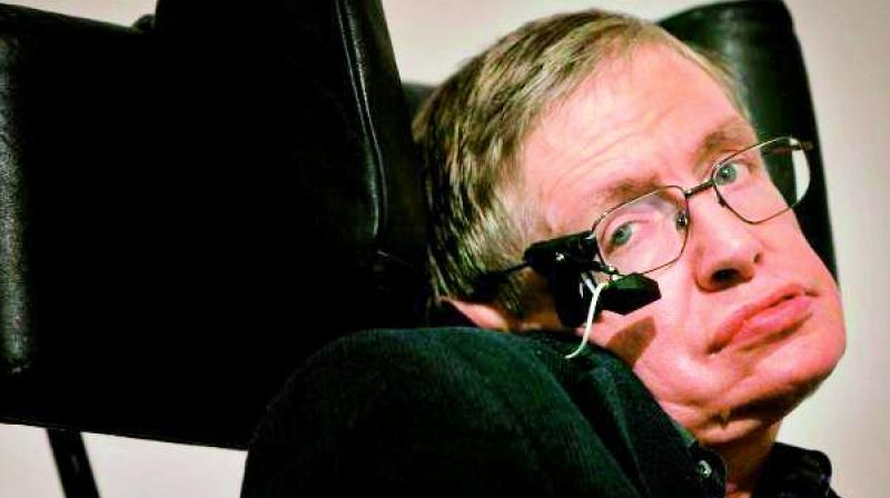 Stephen Hawking explained situation before Big Bang