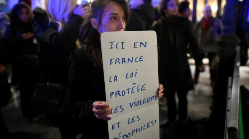 France to set age of sexual consent at 15 after rape outcry
