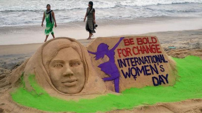 Many events for International Women's Day