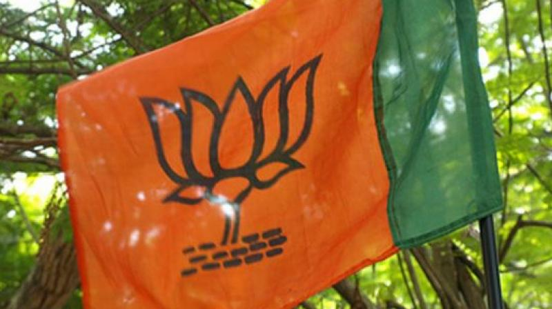 BJP registers protest with EC against Cong's RS nominee Rathwa in Gujarat