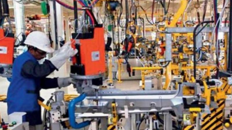 Responses were drawn from over 300 manufacturing units from both large and SME segments with a combined yearly turnover of over Rs 3 lakh crore. (Representational image)