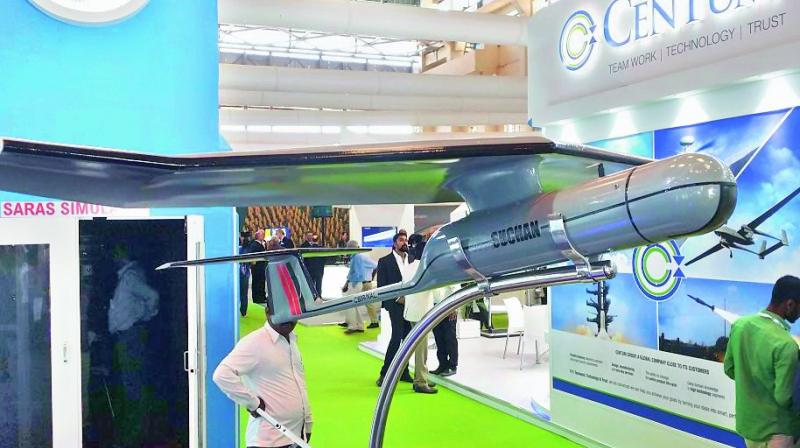 CISR National Aerospace Laboratories is planning to talk with state governments to deploy its multipurpose drone Suchan for agricultural uses.