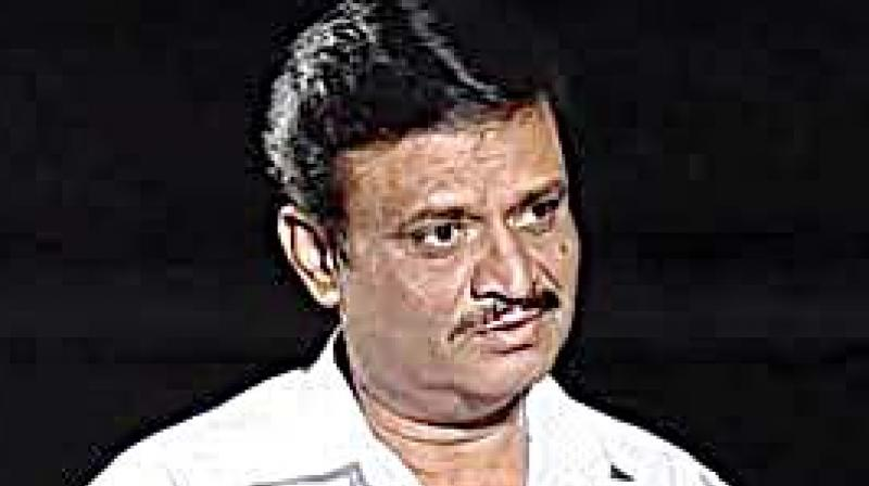 The accused, MLA Munirathna Naidu