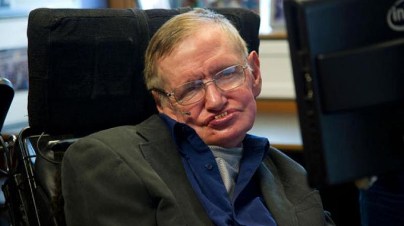 Physicist Stephen Hawking passes away at 76. (Photo: AFP)