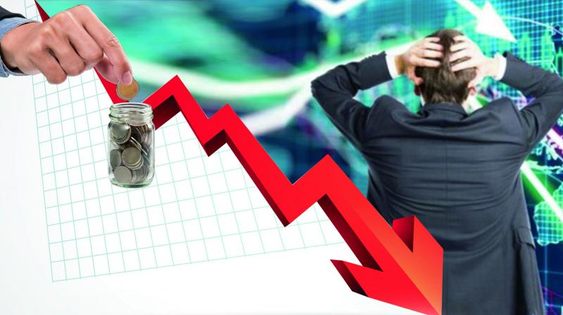 TCS, HDFC Bank, Hindustan Unilever Limited (HUL), HDFC, Infosys, ITC, Kotak Mahindra Bank, ICICI Bank and SBI closed the week with losses.