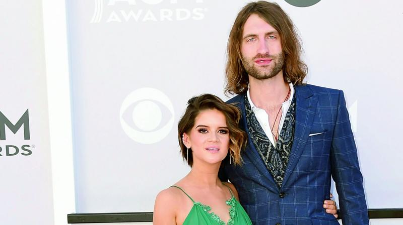 Maren Morris And Ryan Hurd Get Married