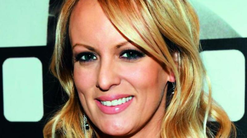 Daniels claims to have had a sexual liaison with the then-married Trump at a celebrity golf tournament in Lake Tahoe in 2006. (Photo: File)
