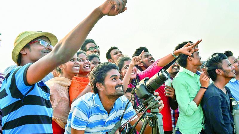 PM Lauds ISRO Efforts In Successful Launch Of GSAT-6A Satellite